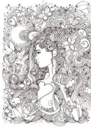 nature colouring pages for adults. Fine Pages Doodle Coloring Pages Intended Nature Colouring Pages For Adults
