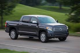 2017 Toyota Tundra diesel crewmax - Auto SUV 2018