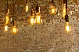 How To Hang Rope Lights On Brick Use Bricks Bulbs Theme As A Foundation For The Stage Decor
