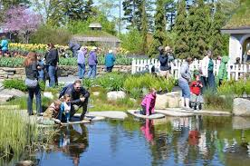 last year over 6 000 mainers explored coastal maine botanical gardens over the course of the three days courtesy photo