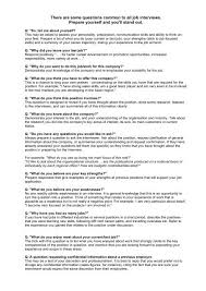 Questions To Ask On Work Experience There Are Some Questions Common To All Job Interviews