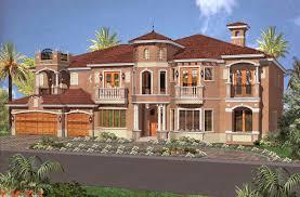 Small Picture Spanish Mediterranean Home Plans hypnofitmauicom
