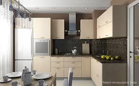 small kitchen furniture design. kitchen furniture at small apartment interior design by artem kornilov