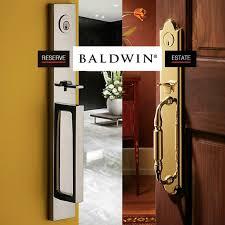 baldwin door lock. Baldwin Hardware Door Lock