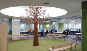 office tree. The Thinking Tree LatentView Analytics Chennai India Office