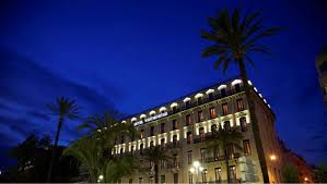 4-star hotel in Nice on the Promenade des Anglais | Westminster Hotel