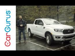 2019 Ford Ranger   CarGurus Test Drive Review - YouTube