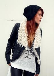leather jacket leather jacket faux fur rugg fur faux fur jacket faux fur le happy shearling jacket fur black jacket vintage wheretoget