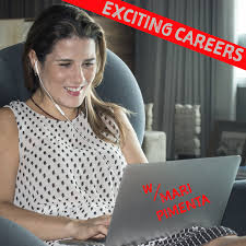 exciting careers podcast
