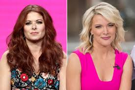 Debra Messing in hot water with NBC after bashing Megyn Kelly ...