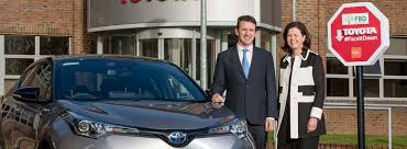 toyota ireland announces partnership with fbd insurance for face it down app