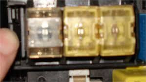 mercury mystique abs fuse located questions & answers (with 1995 Mercury Mystique Fuse Box Diagram this fuse is bolted in remove the battery and then pull the tab that i'm pointing to below, sideways, and pull the fuse block up you 1995 mercury mystique fuse panel diagram
