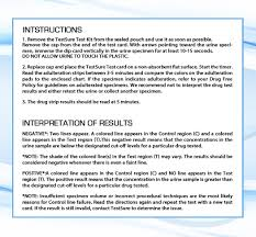 3 10 Panel Multi Drug Test Kit At Home Urine Drug Test
