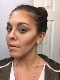 Highlight Contour Face Charts Ariana Carannante