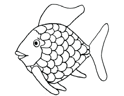 Ocean Fish Colouring Pages Free Coloring Print Book Bird To