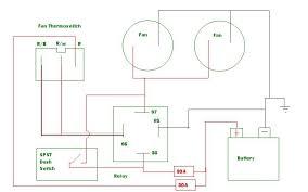 fan diagram Automotive Cooling Fan Wiring Diagram at Engine Cooling Fan Wiring Diagram