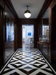 black and white tile floor. 25 Classy And Elegant Black \u0026 White Floors Tile Floor M
