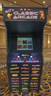 1942 Arcade Cabinet Classic Collection Arcade Game Agr Las Vegas