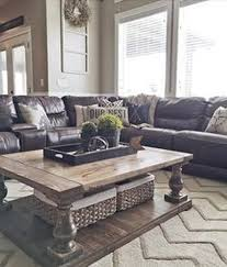 dark brown leather sofa decorating ideas beautiful brown couch with area rug google search living room