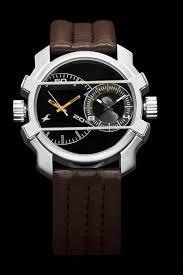 men leather dual time brown watch nj3098sl02c fastrack men leather dual time brown watch nj3098sl02c