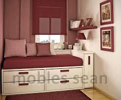 elegant interior furniture small bedroom design. Small Space Bedroom Design Decoration Endearing For 4 Interior Ideas Elegant Simple Designs Spaces Red White Furniture R