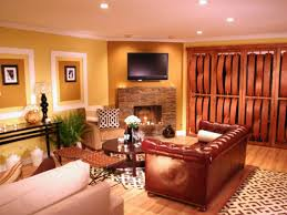 Orange Decorations For Living Room Living Room Dazzling Detail Of Orange Living Room Ideas With