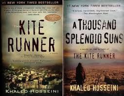 2 book set the kite runner a thousand splendid suns kite runner khaled hosseini amazon books