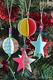 50 Homemade Christmas Ornaments for Your Tree