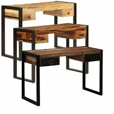Light Oak Corner Computer Desk Surprising Solid Wood Home Desk Drawers Office Study