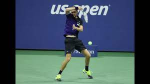 Federico Delbonis vs Daniil Medvedev | US Open 2020 Round 1 - YouTube