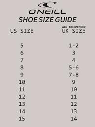 Oneill Epic 5mm Neoprene Wetsuit Boots