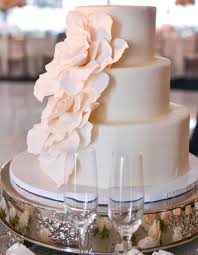Simple 3 Tier Wedding Cake Designs Wedding Cake Ideas Small One Two And Three Tier Cakes