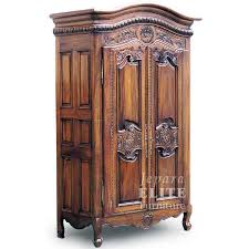 antique furniture armoire. antique furniture tv armoire bonnet top 2 door o