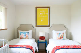 ... Dazzling Girl And Boy Shared Bedroom Decorating Ideas : Fabulous White  Nuance Girl And Boy Shared ...