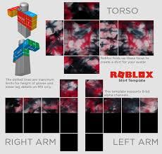 Roblox Shirt Layout