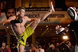 Forge UFC Star Stephen Thompson ...