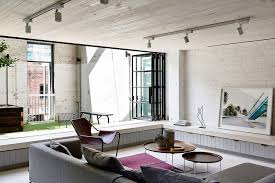 modern private home office. Dream Houses: Spiral Metal Staircase Leading To The Private Home Office Modern E