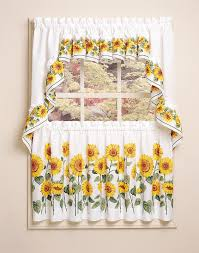 Yellow And Red Kitchen Curtains Furniture Fabulous White Fabric Lace Kitchen Curtains Red