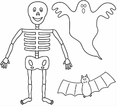 Small Picture With Ghost Page Halloween Bat Bat Coloring Page With Ghost