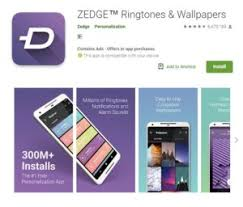 Zedge Secured Third Place In Our List Of Top 5 Best Free Wallpaper Apps.  The Reason Why This Application Is Popular?