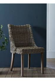 rattan dining chair decorative home indoor living