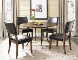 Hillsdale Dining Table Hillsdale Cameron Wood And Metal Dining Table 4671dtb