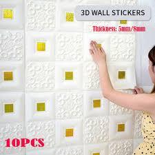home décor 1 5 10pcs pe foam 3d