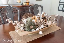Dough Bowl Decorating Ideas 60 Quick And Easy Fall Decorations For Your Home Worthing Court 42