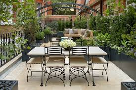Small Picture Gardening ideas for small balcony landscape contemporary with
