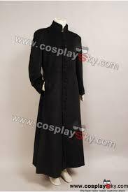 matrix neo trench coat