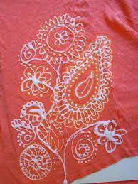 Clorox Pen Shirt Design Paisley Design Shirt Damask T Shirt Bleach Art Bleach