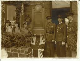 Brownhills war hero Edward Tunstall: can you help locate the lost ...