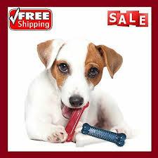 Nylabone Dura Chew Bone Wolf Size Durable Tough Powerful Dog