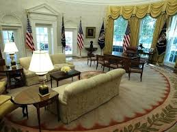 jfk oval office. Picture Of The Oval Office Each President Gets To Redesign Space According Jfk